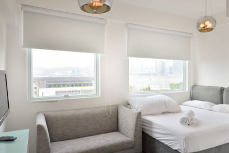 Full sea view studio - Hong Kong - Apartment