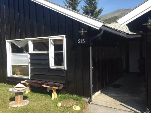 Familievennlig hytte - 300m til bakken