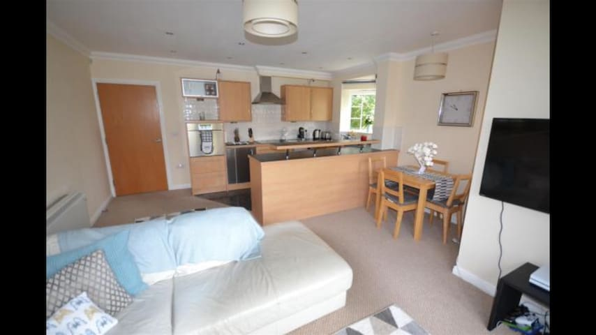2 Bed, Modern Apartment in Barry Waterfront