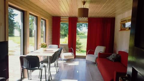 Parila Holiday House with Sauna, Tallinn 30km
