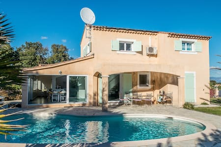Villa Sunny Paradise - Valbonne