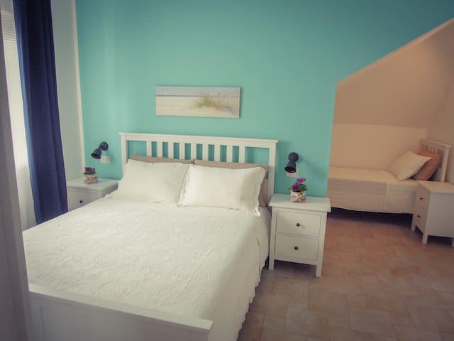 Camera Libeccio - Marina di Ginosa - Bed & Breakfast