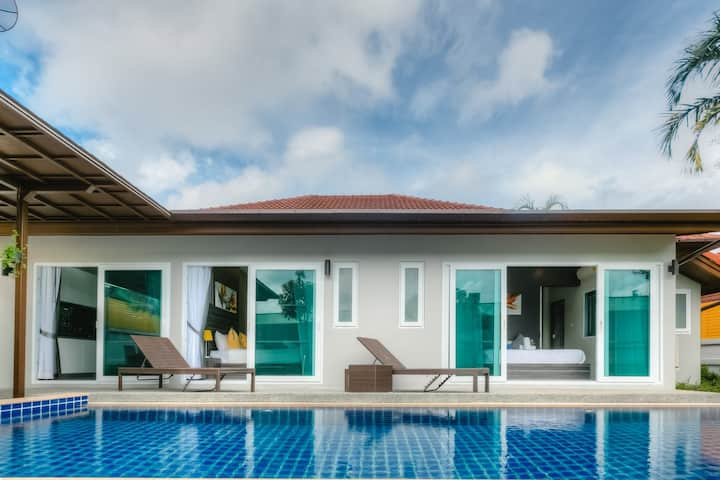 Pool Villa  Laguna area (Moana Villa)