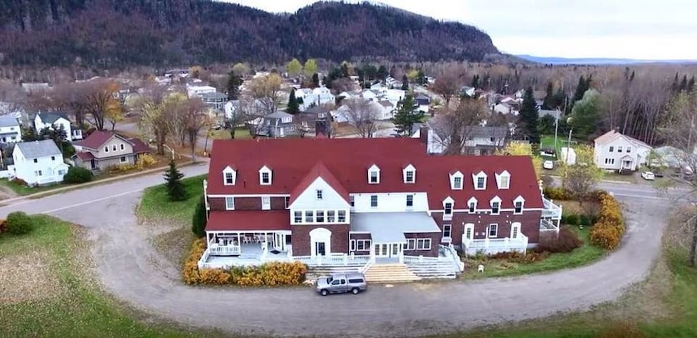 Red Rock Inn an historic treasure on Lake Superior