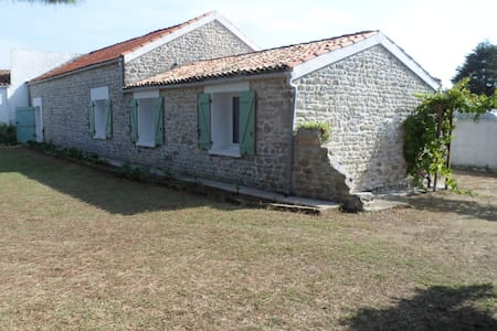 Maison oleronaise a Chaucre - Saint-Georges-d'Oléron