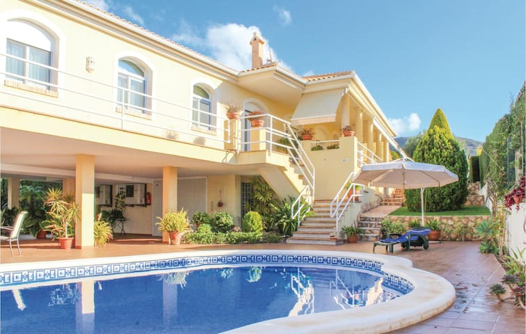 Holiday cottage with 4 bedrooms on 164 m² in La Azohía