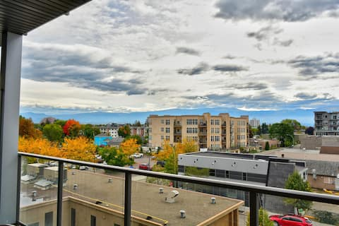 Kelowna Apartment with a View