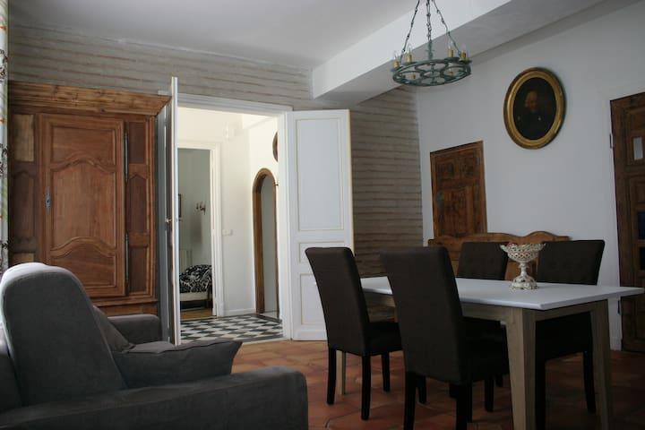 4 étoiles Centre historique de Marmande Le caillou - Marmande - Apartment