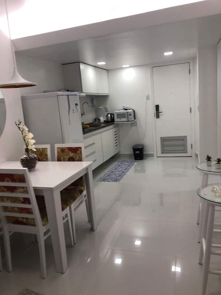 Apartamento lindo e bem localizado em Salvador.