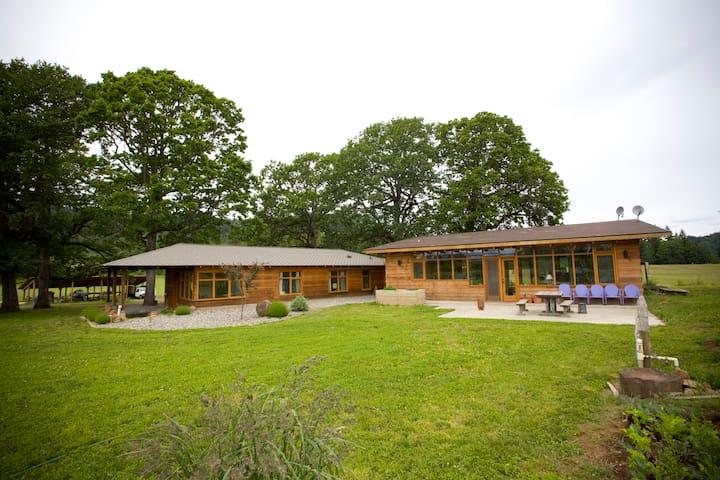 Underwood Farmhouse