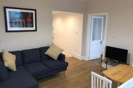 A modern and newly refurbished flat