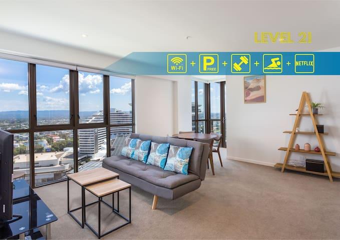 High-End stylish Apartment by Hostrelax GCBBW1P1