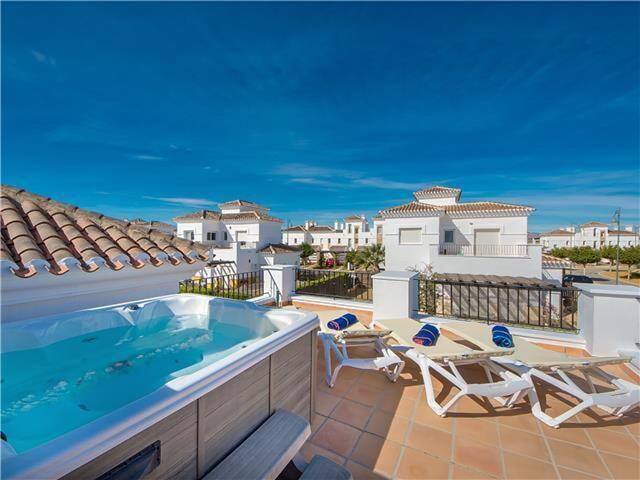 Casa Bacalao - A Murcia Holiday Rentals Property