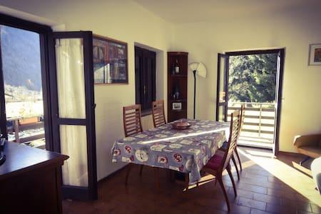 Valmasino (SO),appartamento in posizione unica. - Val Masino
