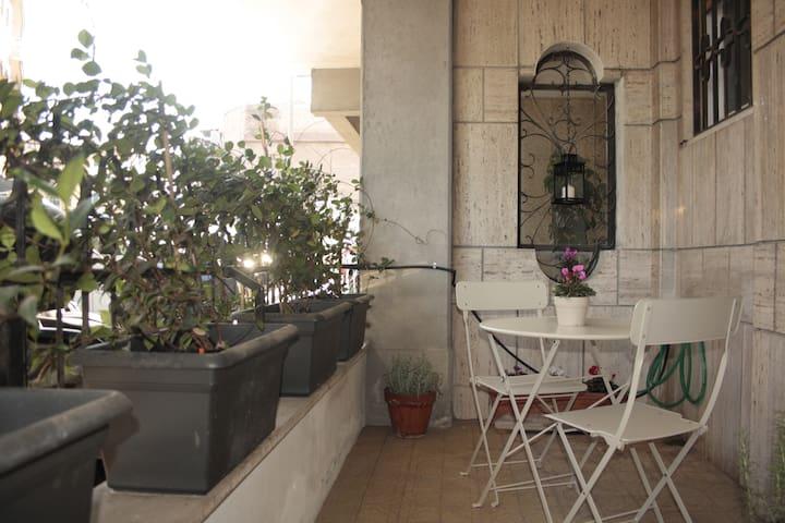 La Casa Blu, delizioso monolocale con giardino