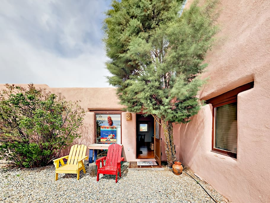 Charming southwestern-style apartment, professionally managed by TurnKey Vacation Rentals.