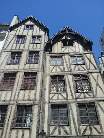 Charming flat in Le Marais - París