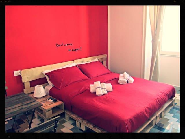 B&B La Mela Salerno - Mela Rossa - Salerno - Bed & Breakfast