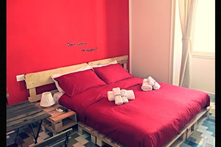 B&B La Mela Salerno - Mela Rossa - Salerno - Bed & Breakfast