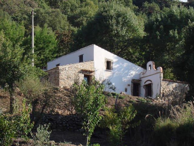 Casale & Cappella near Cefalù - Pollina - Hytte