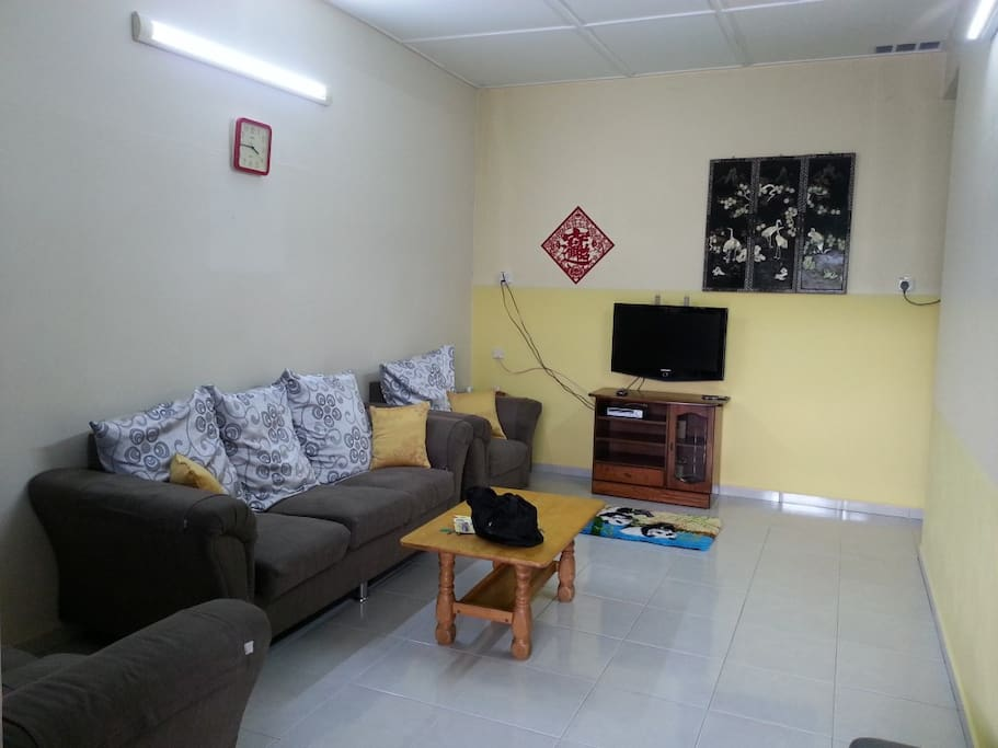 Comfortable living room with Astro