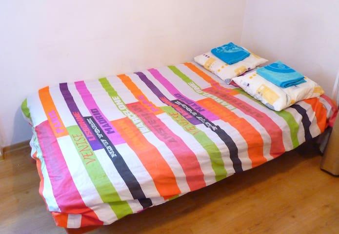 1 room flat,3 guest,Sakala 1 - Kohtla-Järve - Apartamento