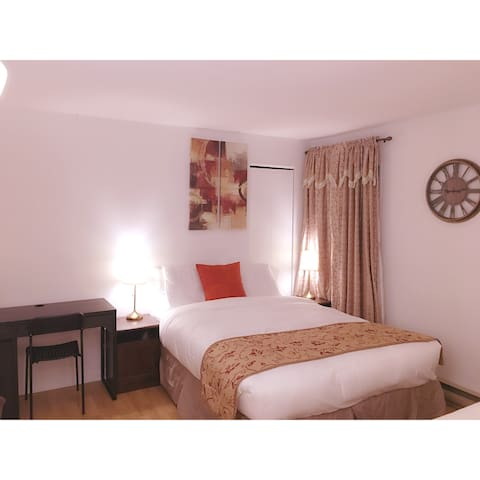 Serene in its Simplicity! (Room 2)