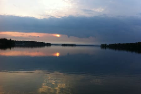 Mississippi Lake Bungalow - Haus
