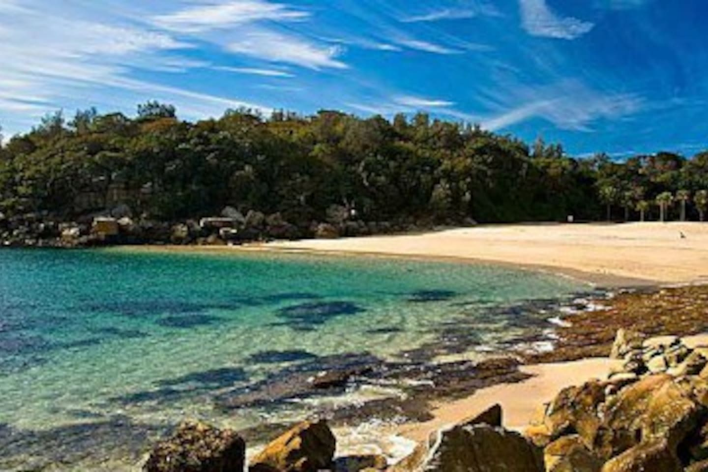 Shelly beach - under 5 min walk