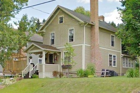 Cottage de style anglais - Edmundston