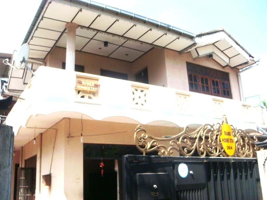 Randi Homestay Negombo In Srilanka