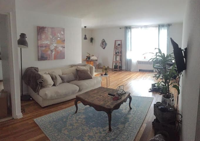 Large & Cozy Room For Rent In Shared Apartment