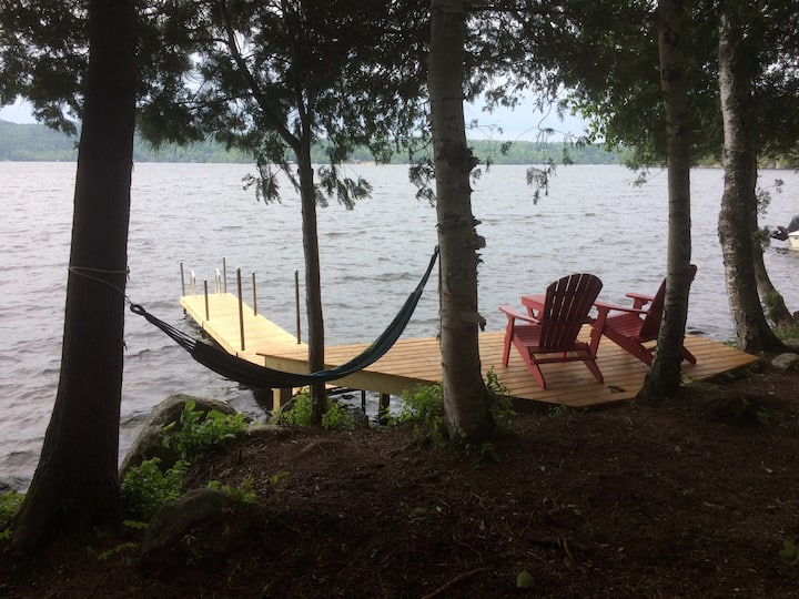 Camp Little Bear on Upper Saranac Lake