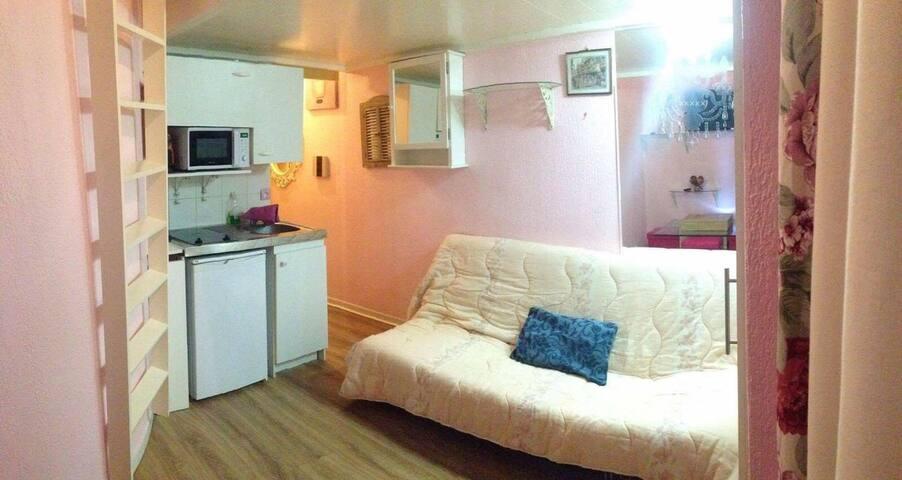Studio Confettò - Nice - Appartement en résidence