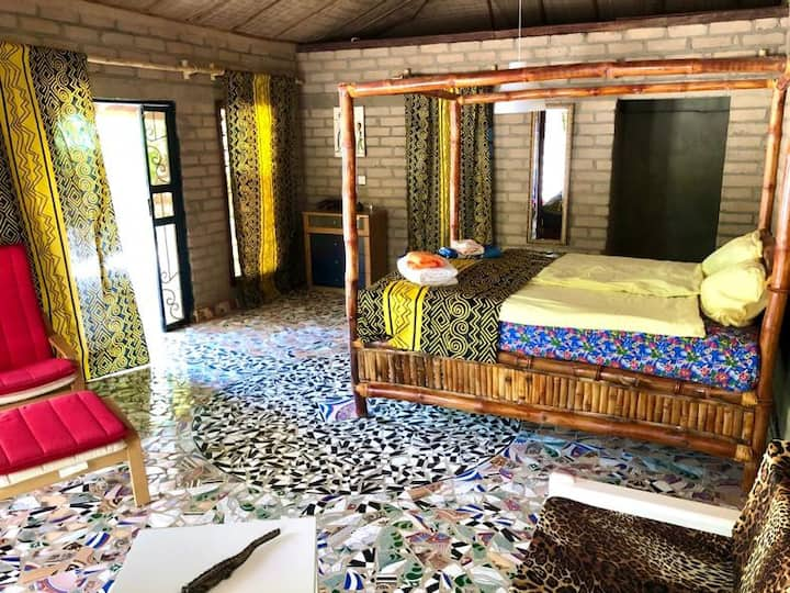 Kachadulaa Garden - Sun House