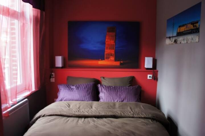 Quiet apartment in La Madeleine-Lille