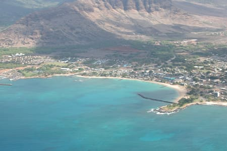 Beaches, Sunsets, & Mountains-KRoom - Waianae
