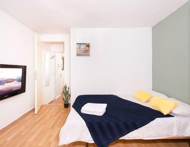 Homy TLV City Center Studio Apartment #3