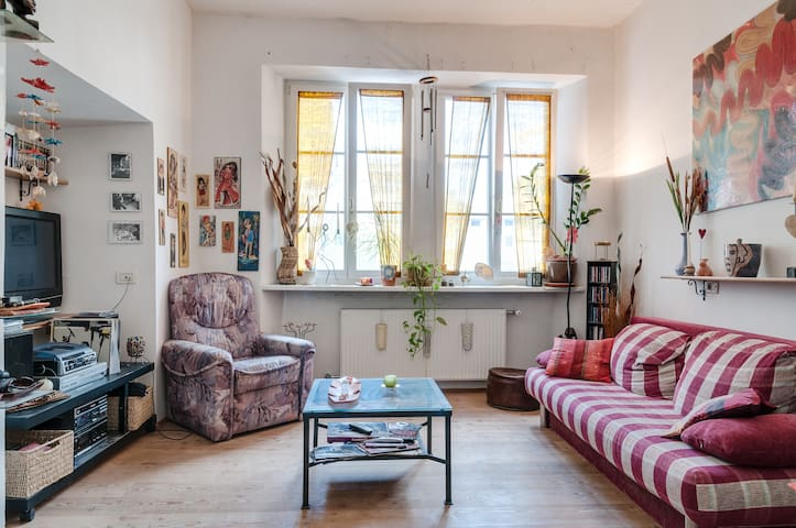Entire apartment in the historical centre of BZ