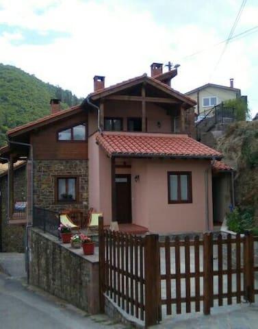 Bonito apartamento en Potes - Frama - Huoneisto