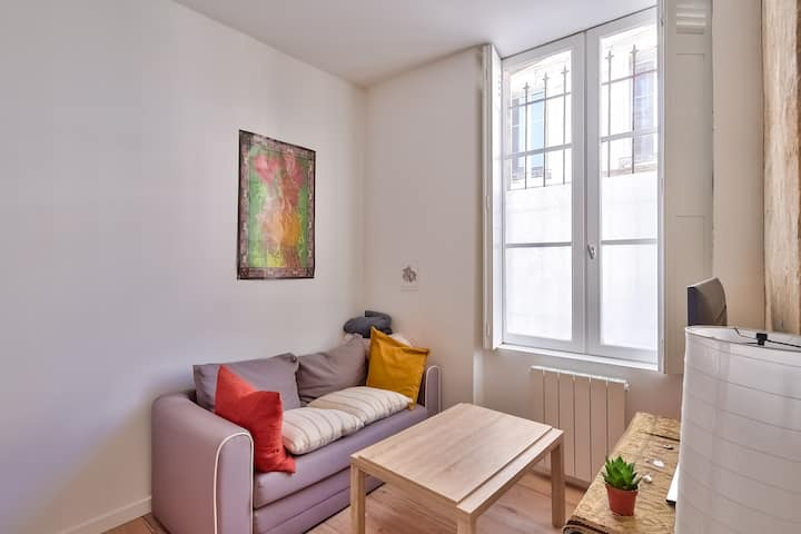AUTOMATED CHECK-IN - Charming Studio - Bordeaux