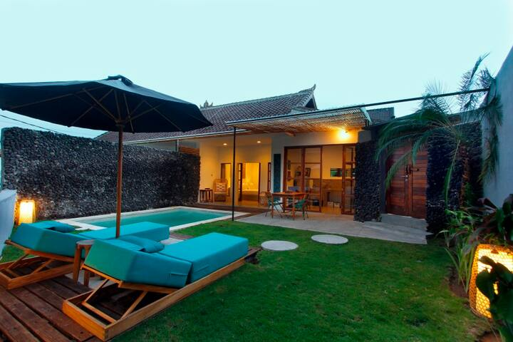 Apartment with private pool No.14 - Canggu - Apartment