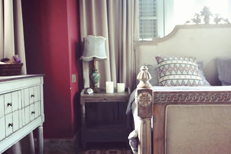 Chapter 8- Suit Room with balcony - Xiamen