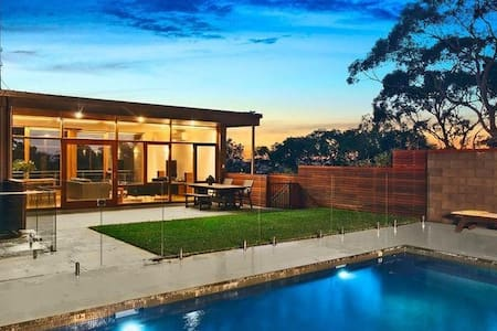 Large, light filled, renovated family home + pool - Greenwich - 独立屋