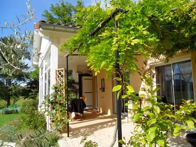 La maison de Françoise - Saint-Gervais-sur-Roubion