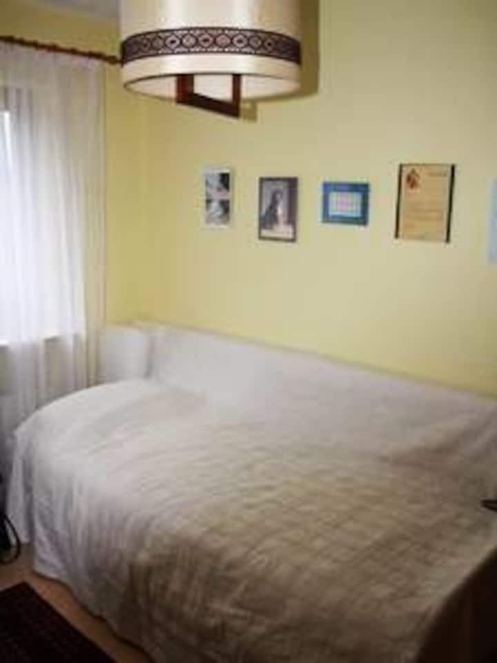 Zimmer in ruhiger Lage für 1 Person