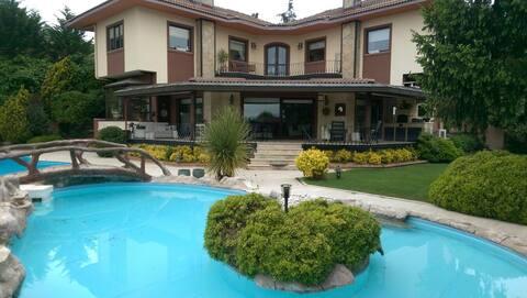 Villa de luxe avec vue sur la nature - Beykoz, Istanbul