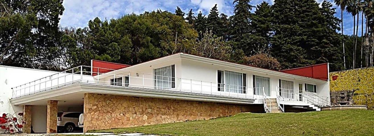 Casa accesible en Ixtapan de la Sal