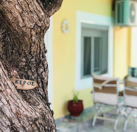 Stella's traditional House - Keros beach