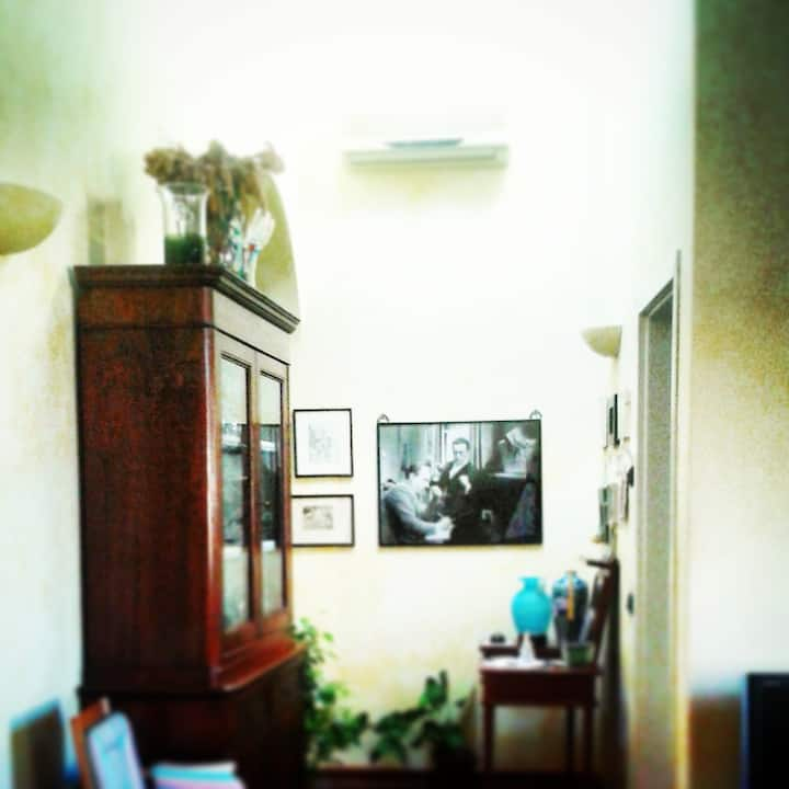 Beautiful Room: stanza 1 letto sing